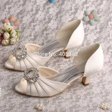 small heel wedding shoes compare prices on bridal shoes kitten heel ivory shopping