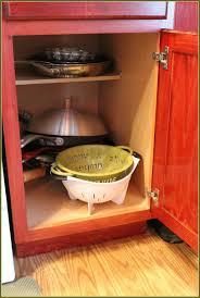 corner cabinet organizers kitchen home design ideas