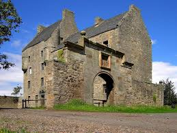 midhope castle edinburgh scotland outlander filming site for
