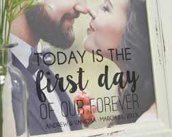 and groom quotes today is the day of our forever wedding quotes custom