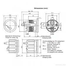 wiring diagram vdo oil temp gauge wiring diagram temperature at