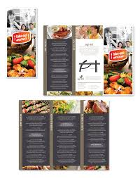 takeout menu template new cafe deli take out tri fold menu template dlayouts graphic