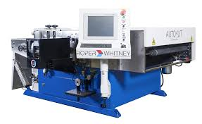 autokut pro cut to length machine by roper whitney