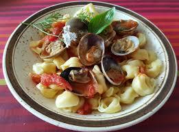 cuisiner des palourdes la cuisine claudine tortellini aux coques ou palourdes de l île