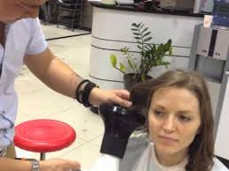 perm photos for thin hair digital perm on fine non chinese hair in china youtube