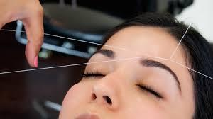 get amazing eyebrow threading services threading eyebrow