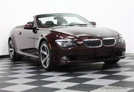 bmw 650i 2008 convertible 2008 used bmw 6 series 650i sport convertible at eimports4less
