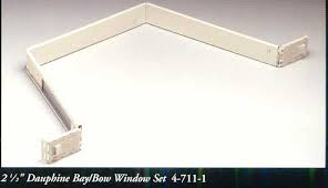 bay window curtain rods u0026 corner curtain rods interiordecorating com