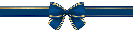 blue and gold ribbon blue gold bow png clip image gallery yopriceville high