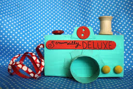 how to build a toy camera from recycled materials make