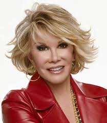 hair styles for 80 years and thin hair joan rivers nice hairstyle listed as an option for thin fine