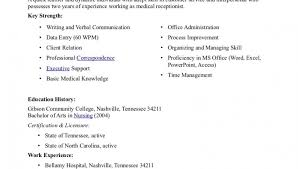 Medical Scribe Resume Example by Medical Assistant Resume Skills Medical Assistant Resume Skills