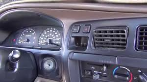1998 toyota 4runner led dash replacement youtube