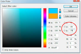 neutralizing color casts with the photo filter in photoshop