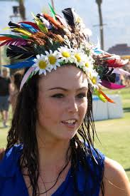 hippie headbands a hippie fashion trend coachella fashion the good the bad the ugly and what