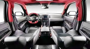 Jeep Grand Cherokee Srt Interior 2016 Jeep Grand Cherokee Srt8 Hellcat Release Date Auto Car