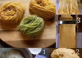 membuat mie dari wortel resep homemade noodle mie wortel mie bayam oleh mei basuki cookpad