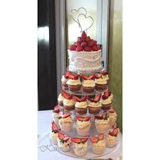 wedding cupcake tower baked cheesecake and pavlova wedding cupcake tower