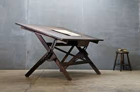 Artist Drafting Table Engineer Cantilever Drafting Table Modern 50 Artist Collective