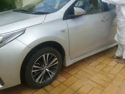 toyota corolla 15 inch rims leaked take a look at the toyota corolla facelift