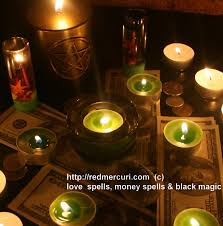 money spells without ingredients materials