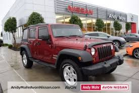 used jeep wrangler for sale 5000 used nissan cars for sale avon in andy mohr avon nissan