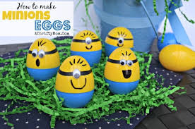 minion egg holders kids crafts easter minions easter
