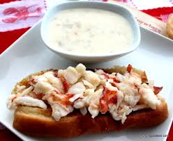 lobster roll recipe lobster roll made with maine lobster from lobster anywhere the