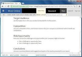 executive summary template microsoft word executive summary