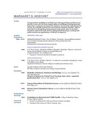 Powerful Resume Templates Doc 760800 Free Sample Resume Template Laruelleco