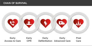 Of Survival Workplace And Community About Sudden Cardiac Arrest Sca