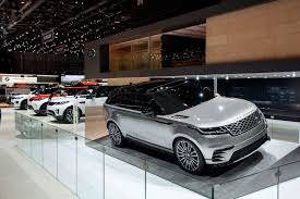 range rover interior 2017 new range rover velar revealed in pictures by car magazine