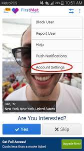 firstmet help center how do i deactivate my firstmet account