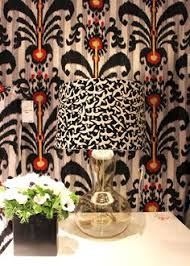 Iman Home Decor Ikat Nectar Iman Home Fabric From Magic Of Mandalay