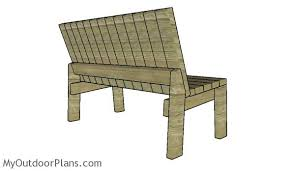 2x4 garden bench plans myoutdoorplans free woodworking plans