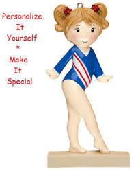 gymnastics ornament ebay
