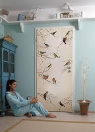 Kitchen Wall Mural Ideas Best 25 Door Murals Ideas On Pinterest Door Stickers Painted