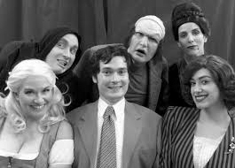 Young Frankenstein Blind Man Past Musical