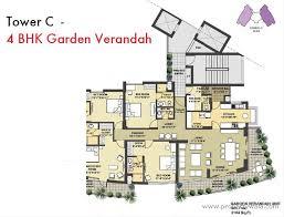 Pioneer Park Gurgaon Floor Plan Presidia Pioneer Park Sector 62 Gurgaon Residential Project