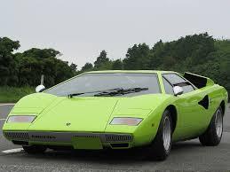 super exotic and concept cars lamborghini countach
