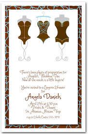 Lingerie Party Invitations Lingerie Shower Invitations With Giraffe Print Border Lingerie