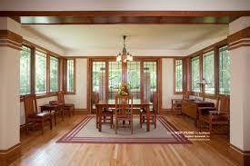 about prairiearchitect stephen jaskowiak prairie style dining room west studio architects frank lloyd wright inspired