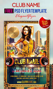 party flyer free 90 awesome free flyer templates psd