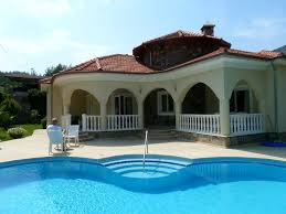 detached bungalow for sale in akkaya valley dalaman turkey