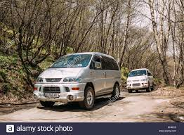 mitsubishi delica off road delica stock photos u0026 delica stock images alamy