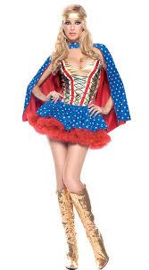 Woman Superhero Halloween Costumes Compare Prices Superhero Women Costume Shopping Buy