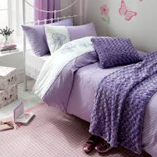 catherine lansfield flutterbye lilac bedding set u2013 next day