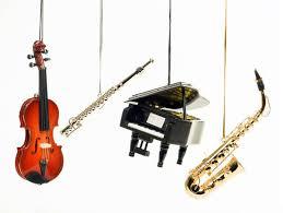 musical instrument ornaments amusements gift shop