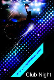 free club flyer template designs