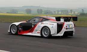 lexus lfa lfa 4 8 v10 new unique lexus and gazoo racing at nurburgring 24 hours endurance race